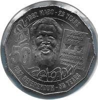 Australian 2017 Mabo 50 Cent UNC Coin