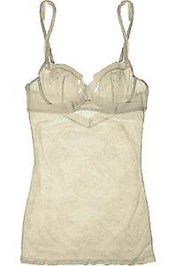 Triumph Helena Christensen Poetica Lace Bodydress Ivory Vanilla 34B BNWT £180.00