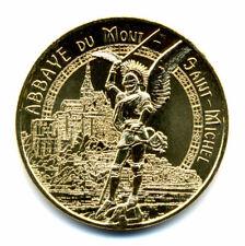 50 MONT-SAINT-MICHEL L'Archange et le Mont, 2019, Monnaie de Paris