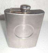 Vintage wine bottle stainless steel empty bottle.MI-10