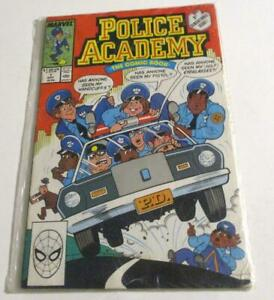 POLICE ACADEMY #1  Marvel Comics In original packaging-We're Policed to Meet You