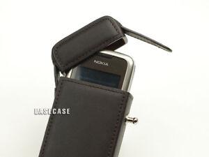 A4 EASECASE Custom-Made Leather case for NOKIA 8800 Arte 8800A Sapphire Arte