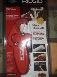 Rigid #41608 PVC Pipe Cutter