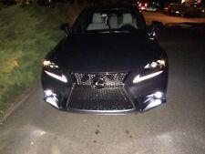 Xenon Halogen Fog Lamps Lights 2014-2016 Lexus IS 250 350 F Sport IS250 IS350