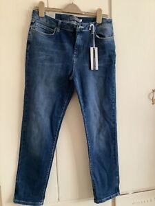 Mint velvet Houston jeans size 14 short new