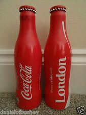 Coca-Cola 2014 Share A Coke With London Limited Edition Aluminium Bottle 250ml