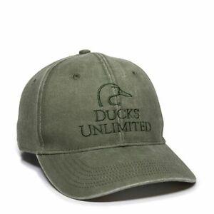 DUCKS UNLIMITED HAT Hunting Shooting Range Gun Club Great!  NEW!