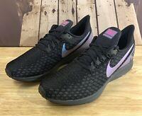 Nike Air Zoom Pegasus 35 Black/Laser Fuchsia-Anthracite BV6106-001 Men's Size 8