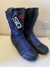 Sidi Motorcycle Boots size Uk 11