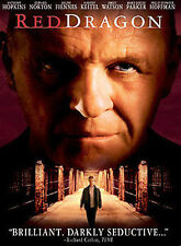 Red Dragon (DVD, 2003, Widescreen Collectors Edition)
