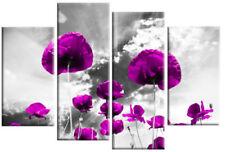Artist Purple Floral Art Prints