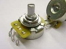 Genuine CTS 250k Vintage Style Log Pot Potentiometer