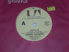"""KENNY ROGERS Lucille / Till I Get It Right 1976 AUS 7"""" EX++"""