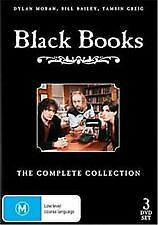 BLACK BOOKS: THE COMPLETE COLLECTION - NEW/SEALED DVD - DYLAN MORAN BILL BAILEY