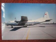 SHARJAH 1996 PHOTO AVION AIRCRAFT ANTONOV AN-8  RA-64457 AEROFLOT