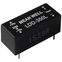 MEANWELL LDD-350L DC/DC LED-Treiber In 9V-36V Out 2V-32V 350mA LED-Driver 855735