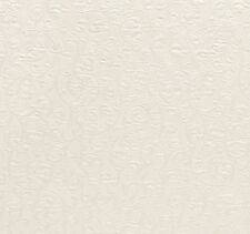 Kenneth James FD55439 Luxury Wallpaper. Cream, Textured, Pearl White