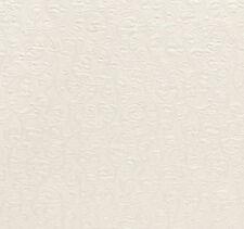 Fine Decor FD55441 Carlotta Luxury Wallpaper. Cream, Textured, Pearl White