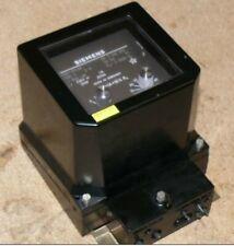 Siemens 7RM31 01-0A ANALOG Elektrometer für Überwachung von Spannung