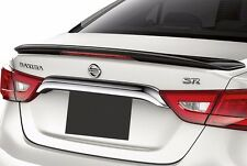 #556 PAINTED FACTORY STYLE SR SPOILER - Fits The 2016 2017 2018 NISSAN MAXIMA
