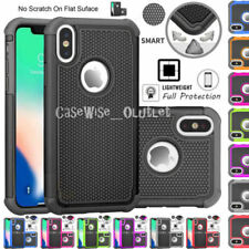Patterned Mobile Phone Hybrid Cases for iPhone X