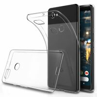 Dolphin.® - Google Pixel 2XL Case Ultra Slim Hülle Cover TPU Transparent Silikon
