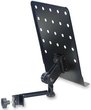 Stagg Small Music Stand Plate With Attachable Holder Arm - MUS-ARM 1