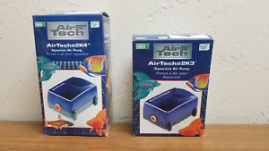 Penn Plax Air-tech 2k4 or 2k3 Aquarium Air Pump New