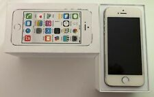 Apple iPhone 5s - 16GB - Silver A1457 (GSM) Water Damaged Unlocked