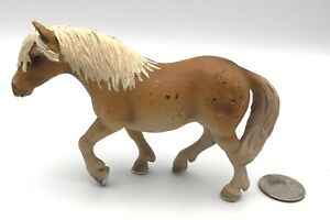 Schleich HAFLINGER MARE Horse - Animal figure 2005 Retired 13606