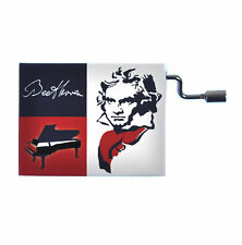 """Beethoven dans une boîte - """"Pour Elise"""" / """"pour Elise"""" Manivelle Boîte À Musique"""