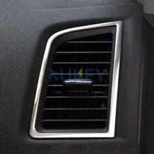 For Mitsubishi Outlander Sport ASX 2011-  Chrome Side Air Vent Cover Outlet Trim