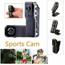 MD80 Mini DV Camcorder DVR Videokamera Webcam HD Cam Sporthelm Fahrradmotor