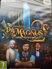 THE DREAMATORIUM OF DR. MAGNUS 2---HIDDEN OBJECT---PC CD---BRAND NEW