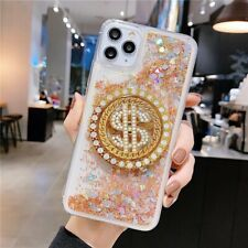 Casero Luxury Dollars Bling Quicksands Case For Iphone 11 Pro Max