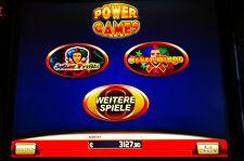 Magic Games Festplatte mit Stoppbaren 42 Spielen Power Games