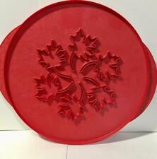 Nordic Ware Reversible Apples & Leaves Pie Top Cutter 14.2 x 12.3 x 8.8 inches