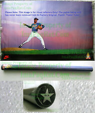 """OLD STOCK w/Label Dwight Gooden NIKE """"Dr. K"""" NY Mets MLB Pitcher Fastball Poster"""