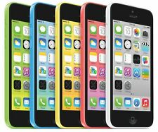 Apple iPhone 5C 8/16/32 GB GSM Unlocked Smartphone Green White Pink