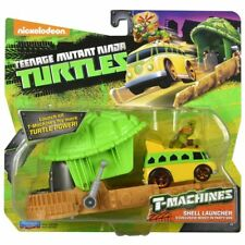 NEW TMNT TEENAGE MUTANT NINJA TURTLES T-MACHINES SHELL LAUNCHER + MIKEY 970861