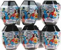 Set Of 6 DC Heroes Surprise Eggs - Party Bag Fillers