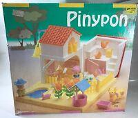 PINYPON Establo Estable Stall Estabulo VINTAGE PIN Y PON Famosa NEW BOX 2334
