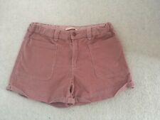 Zara Girls – Winter Is Coming Pink Roll Cuff Shorts 12-13 Years ⭐️VGC⭐️