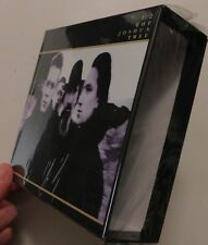 U2  JOSHUA TREE + RATTLE AND HUM EMPTY BOX FOR JAPAN MINI LP CD   G04