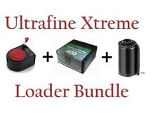 Bulk Film Combo- Ultrafine Xtreme 400 35mm x 100' + Lloyd Loader & Cartridges