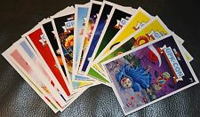 2016 GARBAGE PAIL KIDS GPK-CON ARTISTS EXCLUSIVE PROMO CARD SET P1-P15 VEGAS
