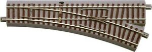 61141 Roco Ho Switch Right Geoline With Roadbed