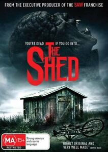 Shed, The DVD