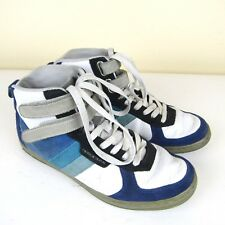 Creative Recreation Mens size 9 Shoes High Top Velcro Lace Up