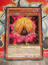 Carte YU GI OH DARKLON STARFOIL SP13-FR014 x 2